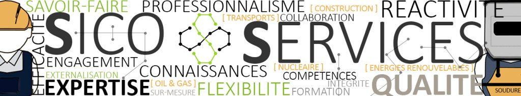 Sico Services, prestations et formations soudage, expertise et contrôle